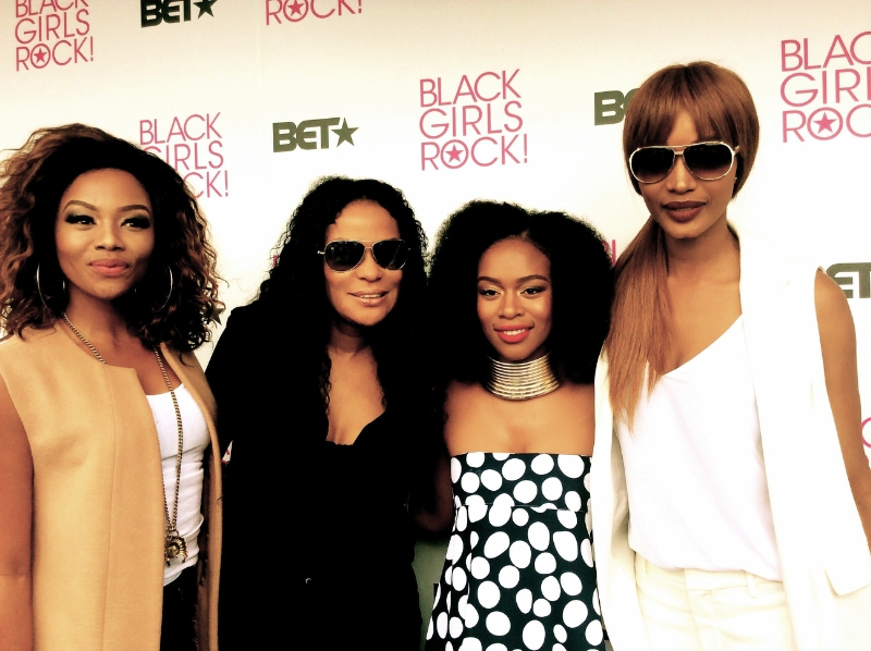 Beverly Bond Announces Launch of BLACK GIRLS ROCK! AFRICA in 2016