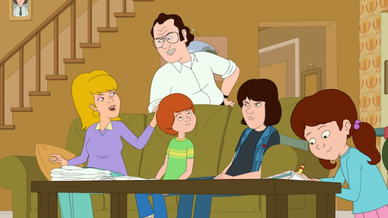 Review: 'F Is for Family' is a Bracing Examination of
