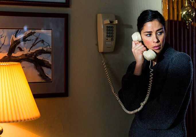 SAG Nominee Sarah Silverman on Her Intense Turn in 'I ...