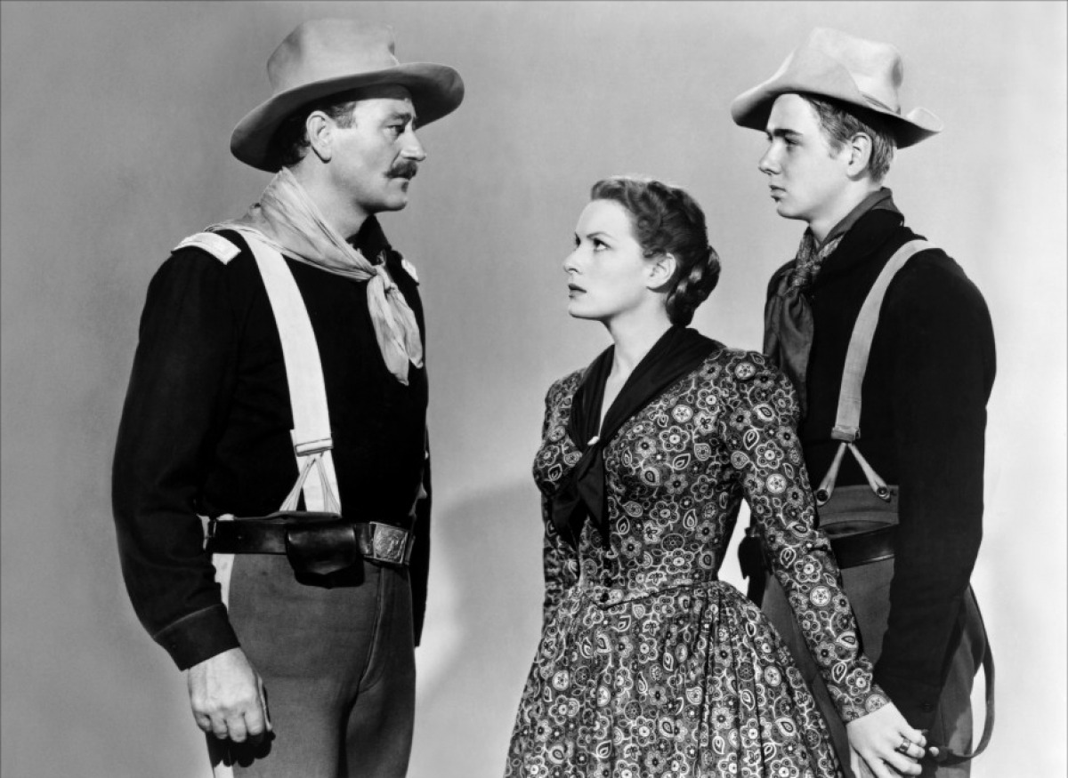 John Ford's 1950 John Wayne Western 'Rio Grande' To Screen as 65th ...