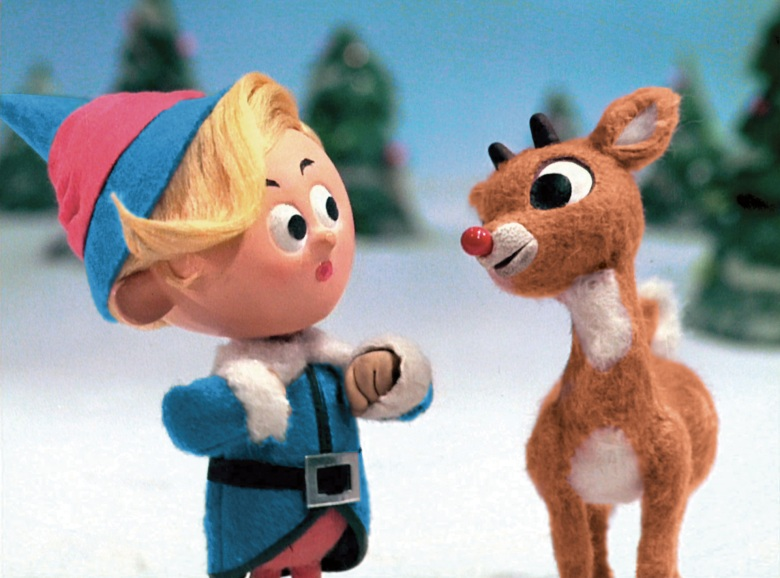 Rudolph Christmas Movie Characters.Rankin Bass Stop Motion Christmas Specials Ranked Indiewire