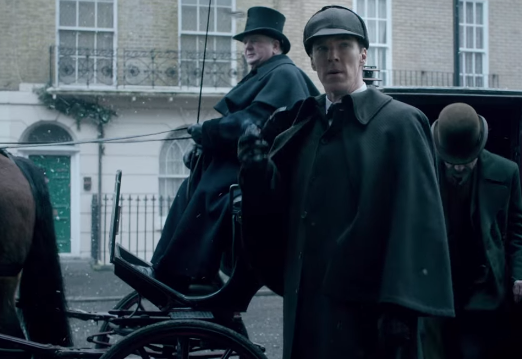 preview sherlock christmas special starring benedict cumberbatch and martin freeman video indiewire - Watch Sherlock Christmas Special