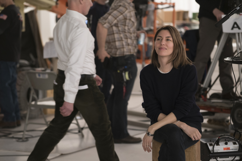A Very Murray Christmas.Sofia Coppola On Directing The Fantasy Version Of Bill