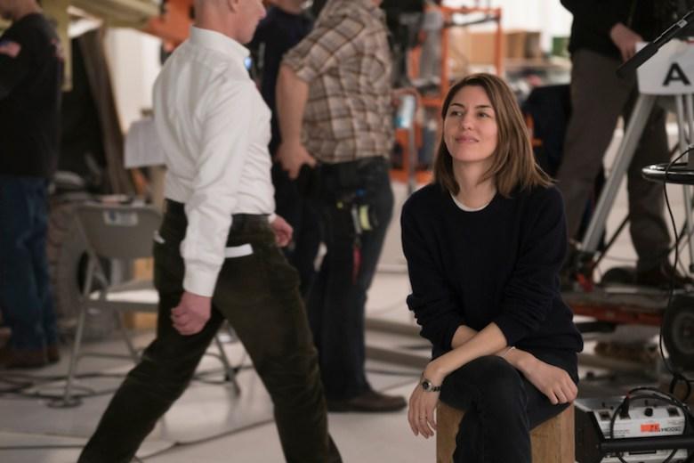 Murray Christmas.Sofia Coppola On Directing The Fantasy Version Of Bill