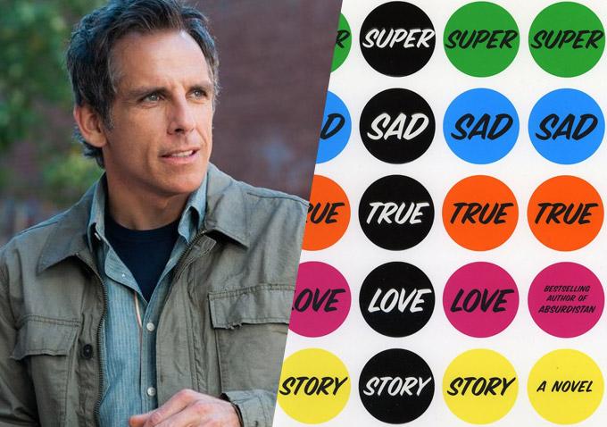 Ben Stiller Will Tell A 'Super Sad True Love Story' For
