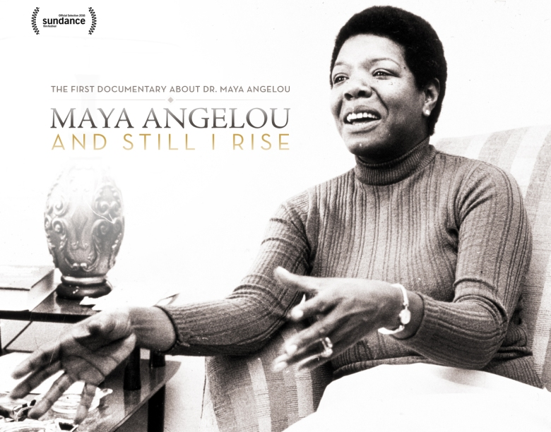 Maya angelou writing awards 2016