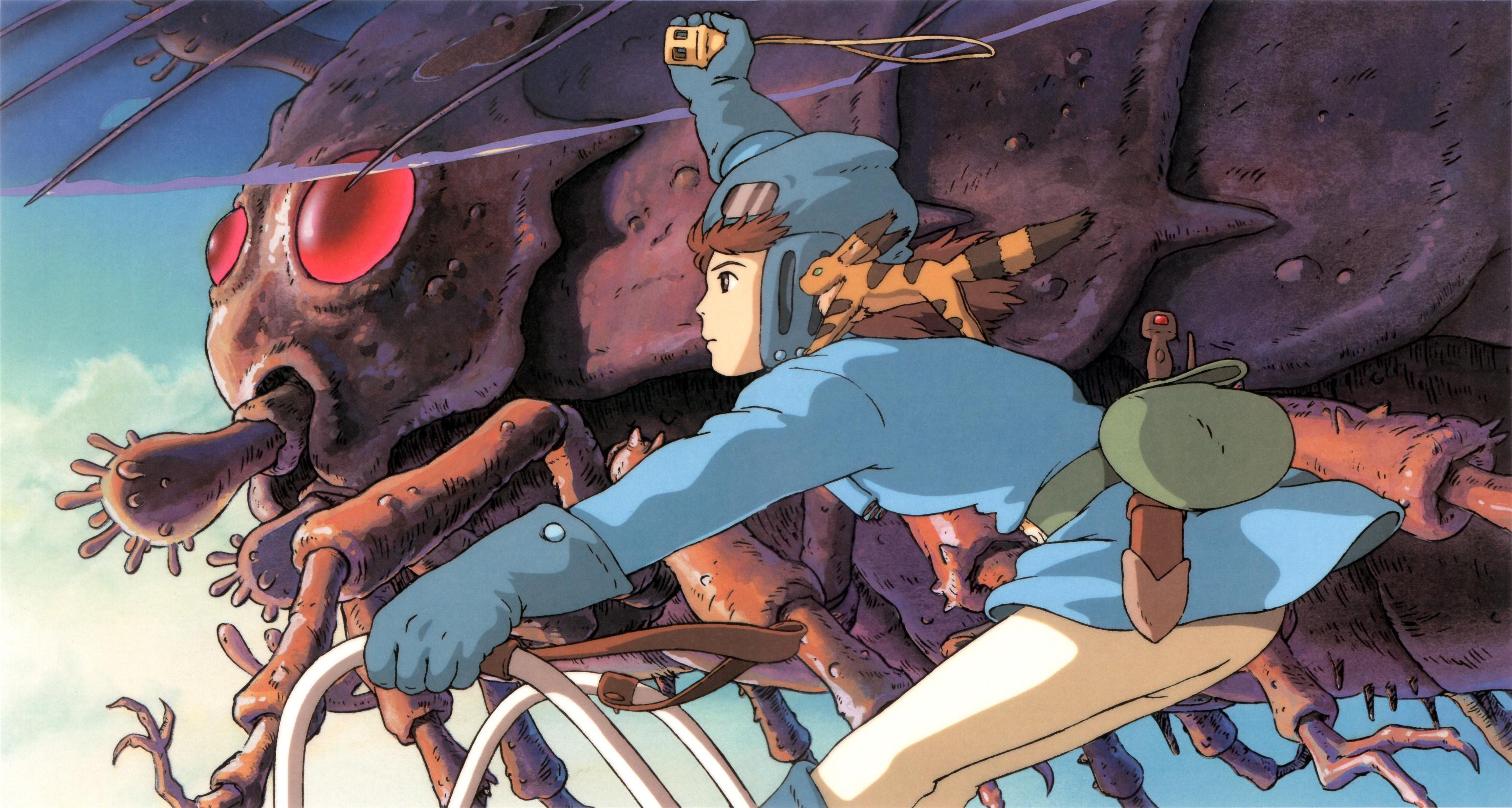 Watch: A Feminist Guide to the Kick-Ass Women of Studio Ghibli