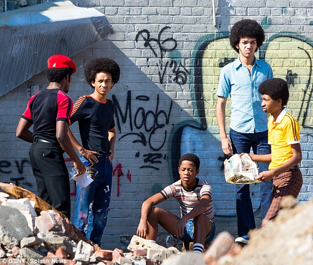 """""""The Get Down"""". La nueva serie de Netflix que los tiene a todos vueltos locos - Imagen 4"""