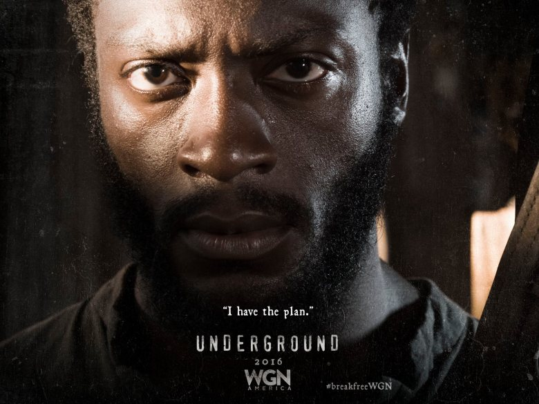 WGN America's 'Underground' First Look with Cast & Exec ...