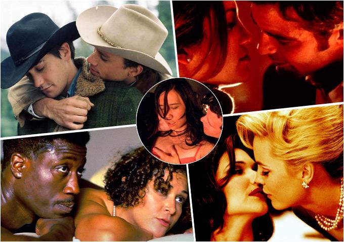 Most Popular Lesbian Scenes 87
