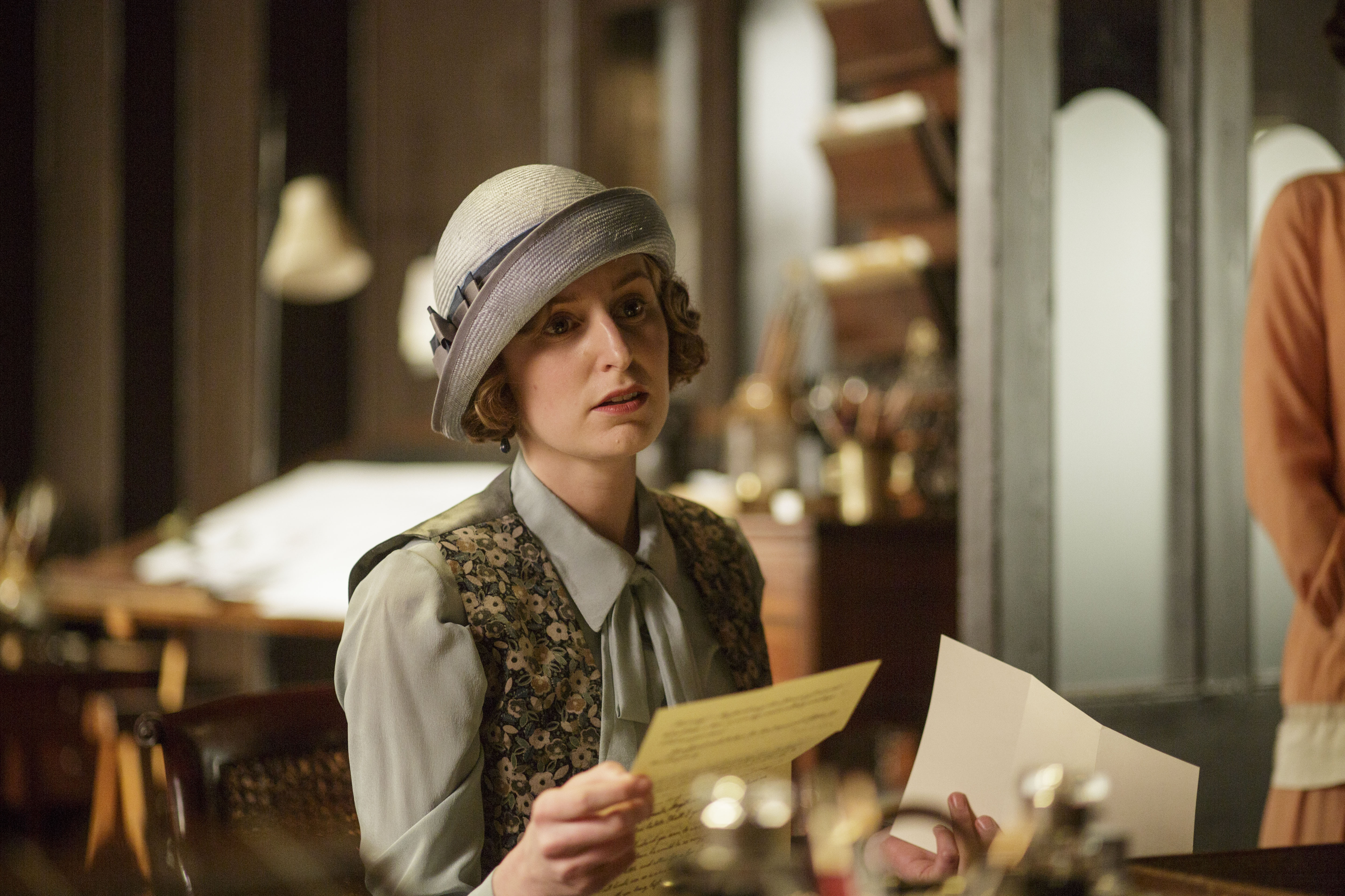 Review: 'Downton Abbey' Season 6 Episode 7 Goes Up In Flames | IndieWire