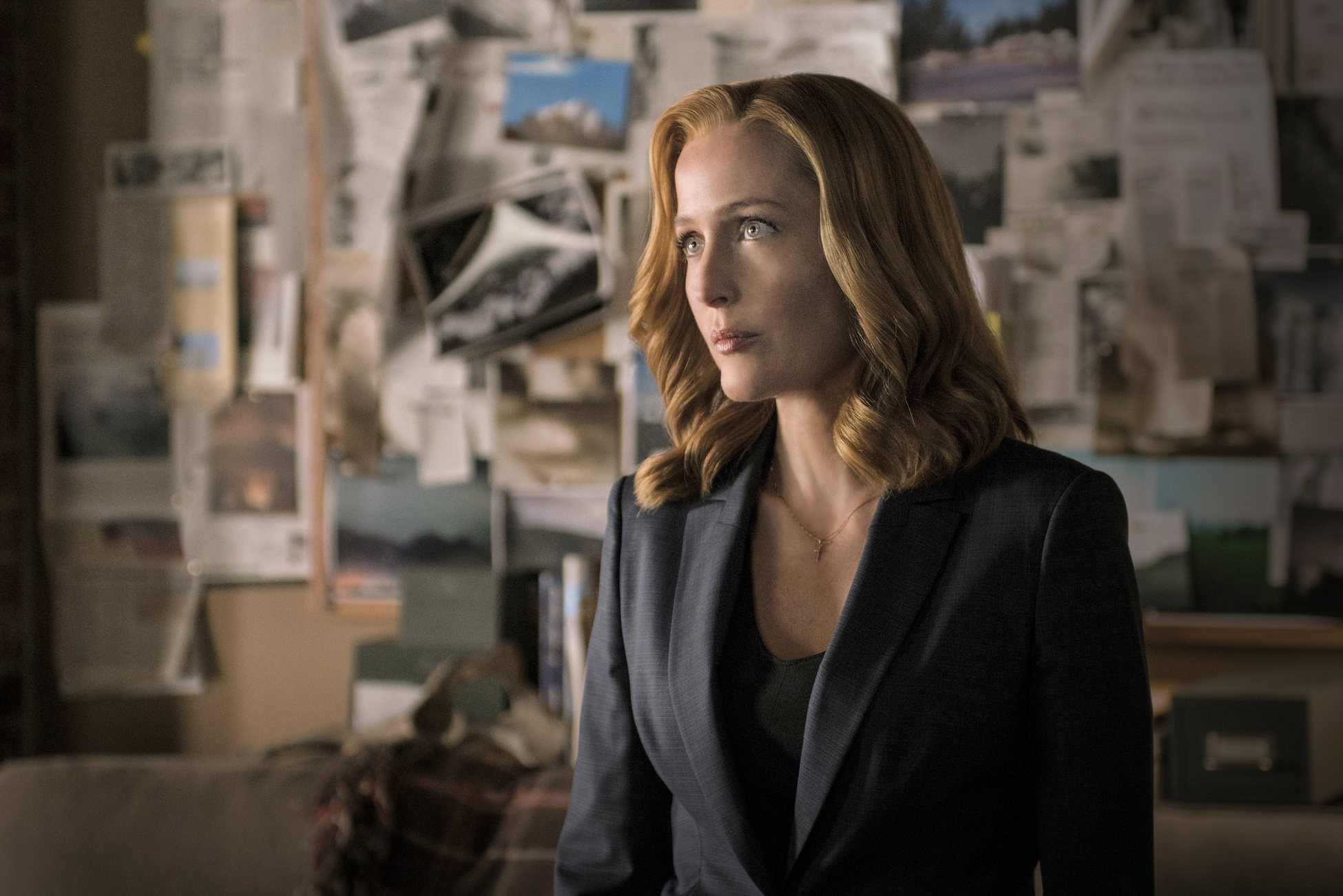 Review The X Files Season Episode 6 My Struggle II Brings