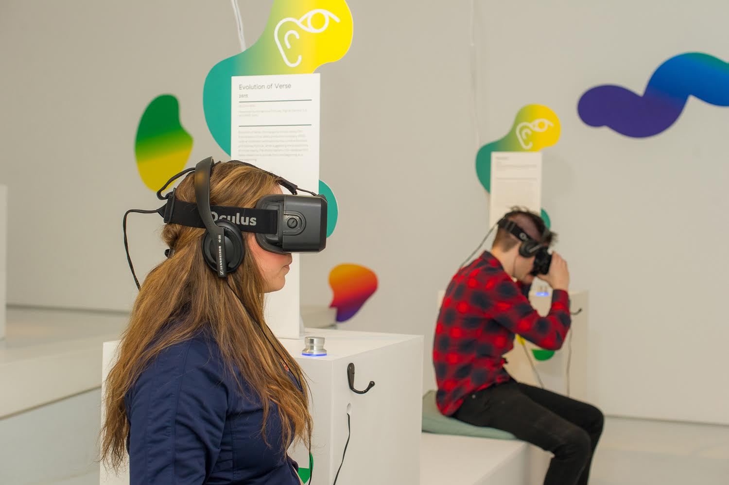 D Virtual Reality Exhibition : Why the future of virtual reality isn t movies or video