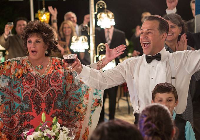 My Big Fat Greek Wedding 2.My Big Fat Greek Wedding 2 Star Lainie Kazan Explains How