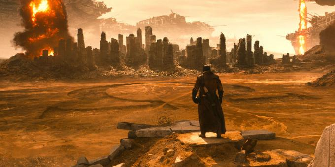 Batman V Superman Dawn Of Justice The Vfx Behind Batman S Post Apocalyptic Nightmare Indiewire