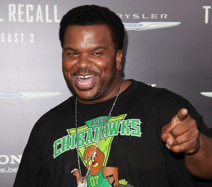 craig robinson(actor)