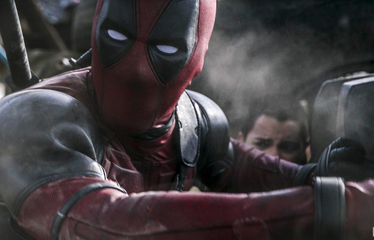 Watch: 4-Minute 'Deadpool' VFX Reel Highlights The Movie