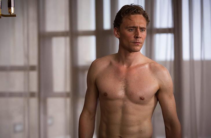 Im happy to go naked if necessary Watch Tom Hiddleston
