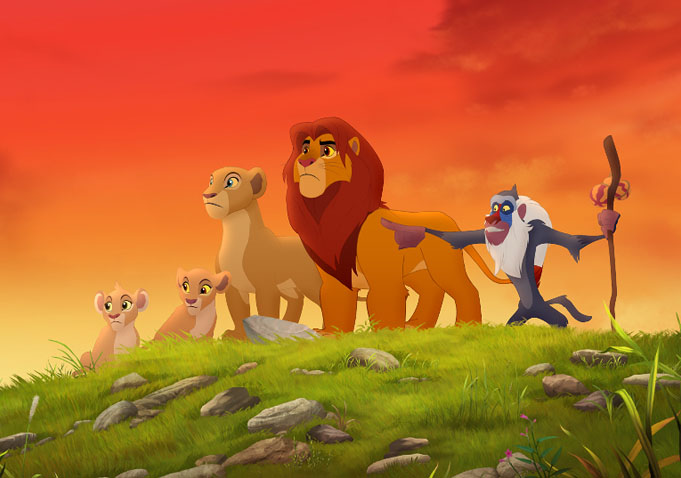 Dvd Review Disney S The Lion Guard Return Of The Roar Indiewire