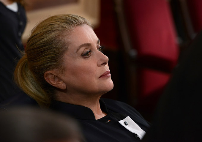 Watch Trailer For Cesar Award Winning Standing Tall Starring Catherine Deneuve 263865 on oscar awards ceremony 2016