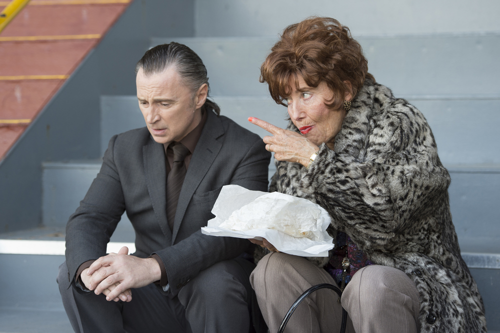 Watch: Robert Carlyle Sweats Bullets with Ray Winstone in 'Barney Thomson' Exclusive Clip