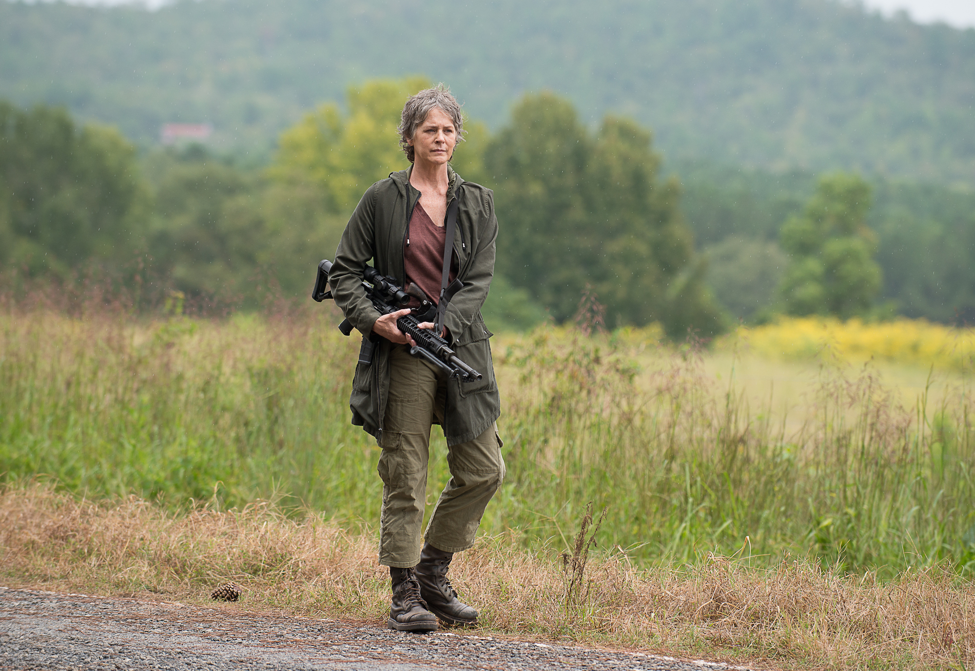 Review The Walking Dead Season 6 Episode 12 Not Tomorrow Yet Storm S A Brewin Indiewire