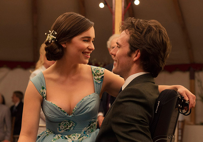 Watch new extended trailer for me before you starring emilia out that standard template used by comic book movies its not the only genre that has a winning formula the weepie romance also has a blueprint malvernweather Image collections