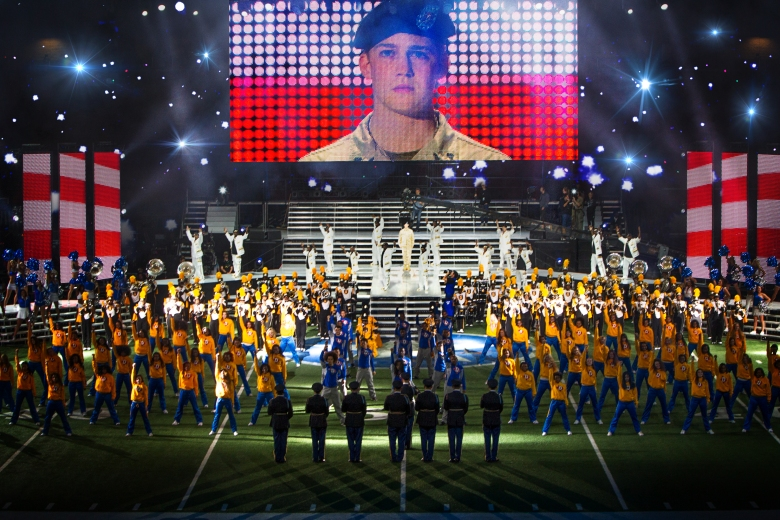 """Billy Lynn's Long Halftime Walk"""
