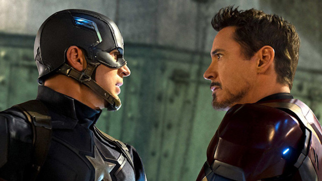 Review: 'Captain America: Civil War' Shows the Best and