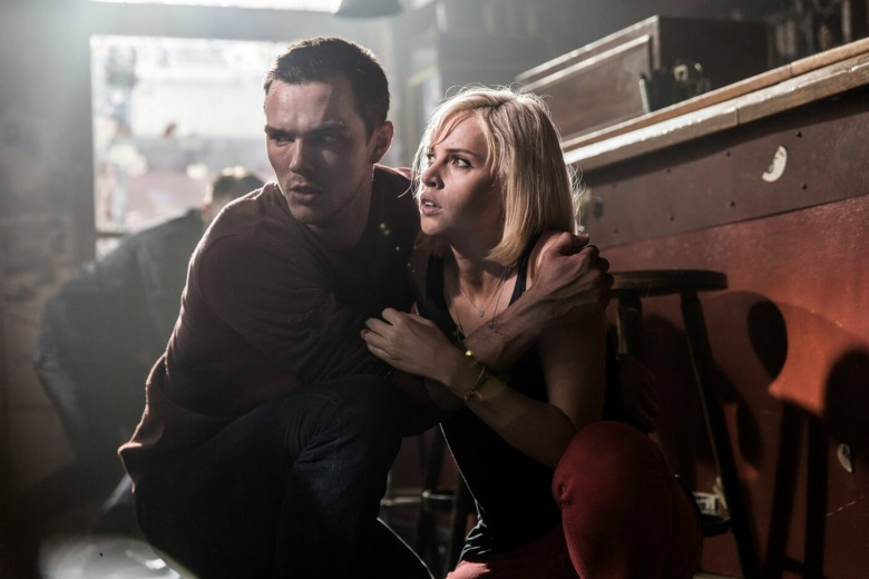 collide movie nicholas hoult felicity jones