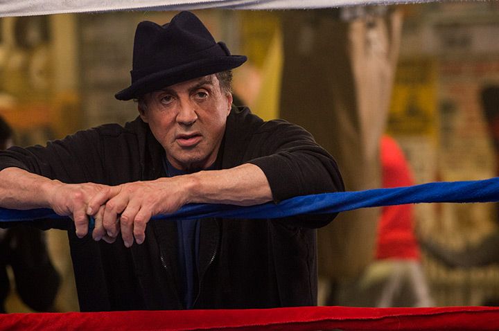 Sylvester Stallone To Star As Mob Boss In Antoine Fuqua's TV
