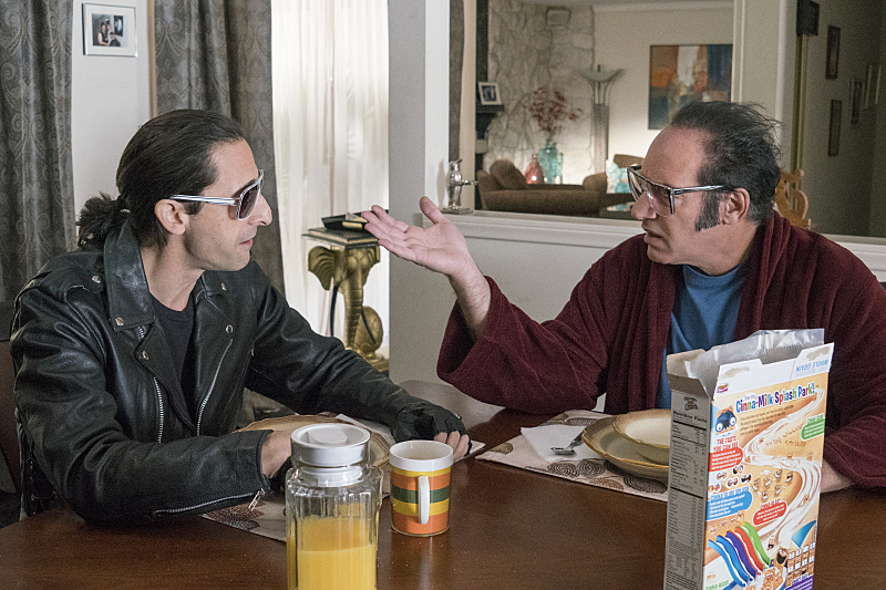 Review: 'Dice' Nee... Adrien Brody Movies 2018