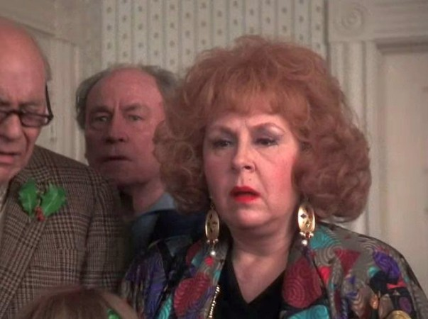 doris roberts watch the legendary actress in our favorite hilarious national lampoons christmas vacation scene indiewire - National Lampoons Christmas Vacation Pictures