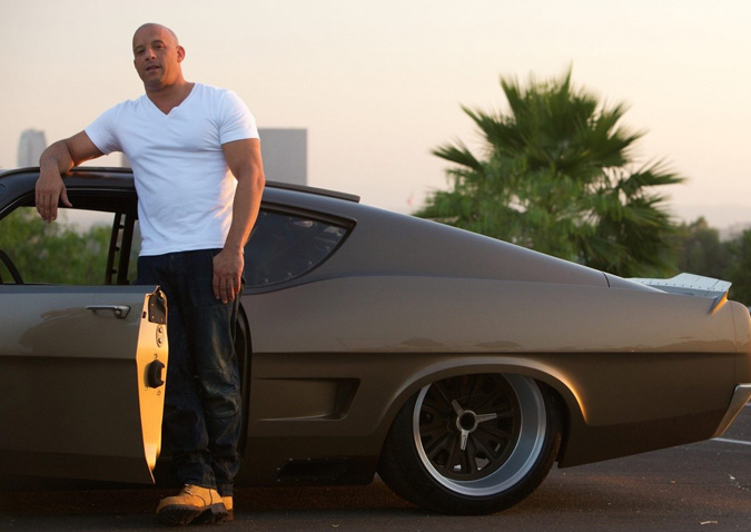 Furious First Look Vin Diesel Unveils Emotional Paul Walker