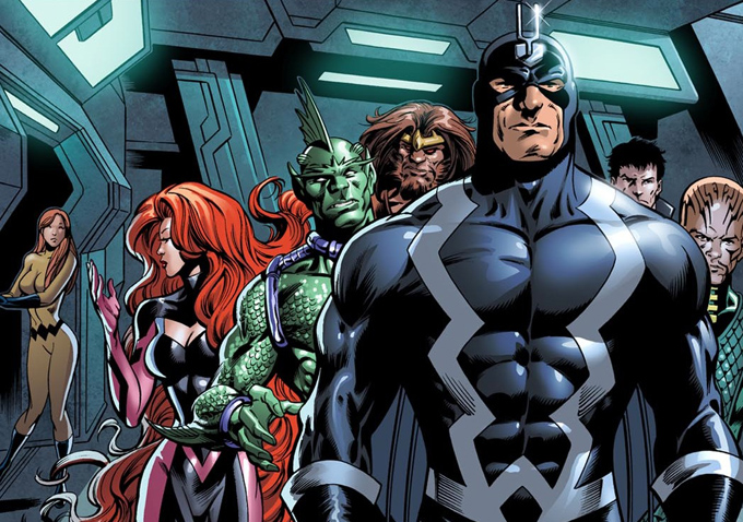 Marvel Pushes Back 'Inhumans' Movie - IndieWire Marvel Pushes Back 'Inhumans' Movie - 웹