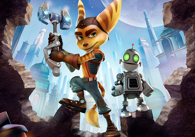Ratchet Clank Review Video Game Movie Is The Worst Of Two