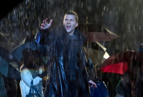 Jesse Eisenberg in Now You See Me 2
