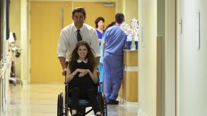 John Krasinski and Anna Kendrick in The Hollars