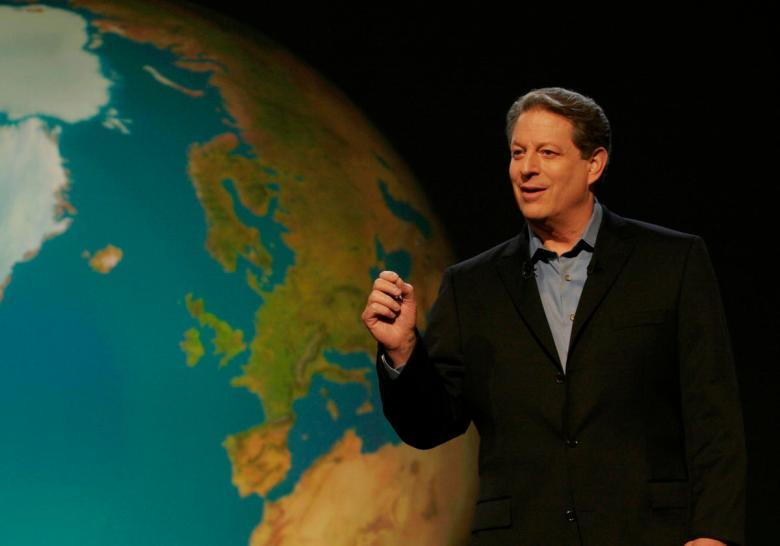 """Al Gore, """"An Inconvenient Truth"""""""