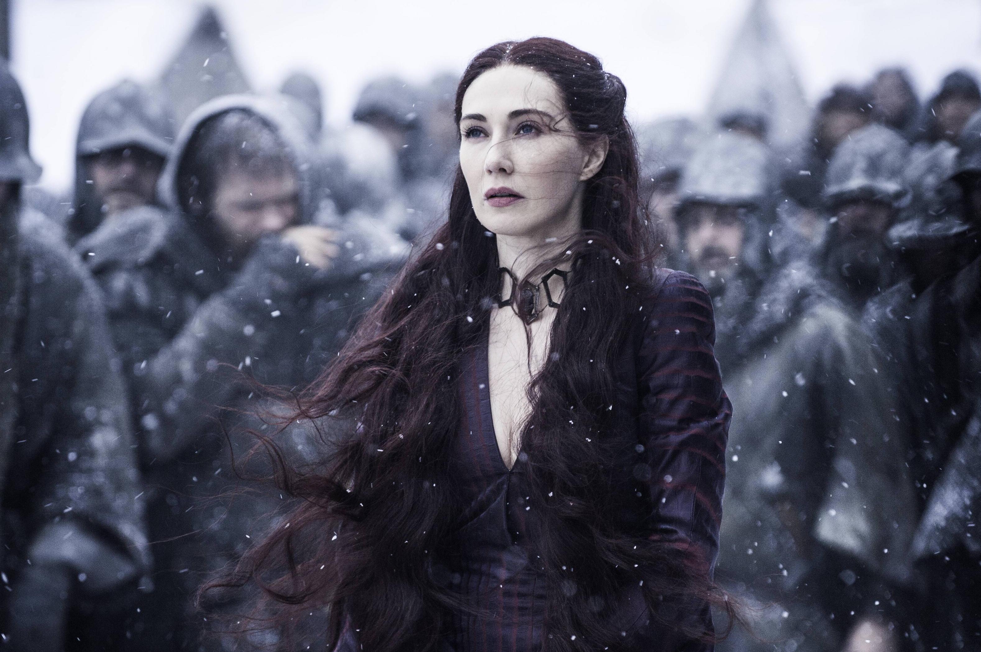 Game of Thrones star Carice van Houten: my mother was