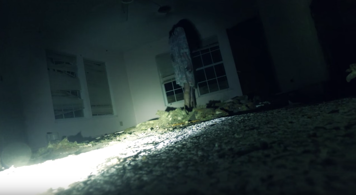 Watch The Cop Cam A Creepy Blair Witch Inspired Short Horror