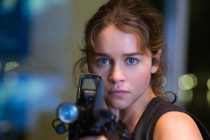 Emilia Clarke - Terminator