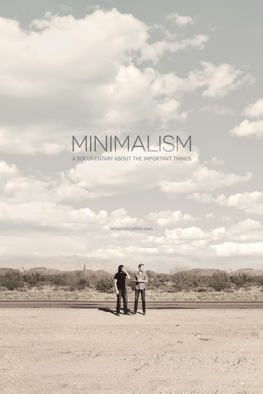 Minimalism Documentary Poster