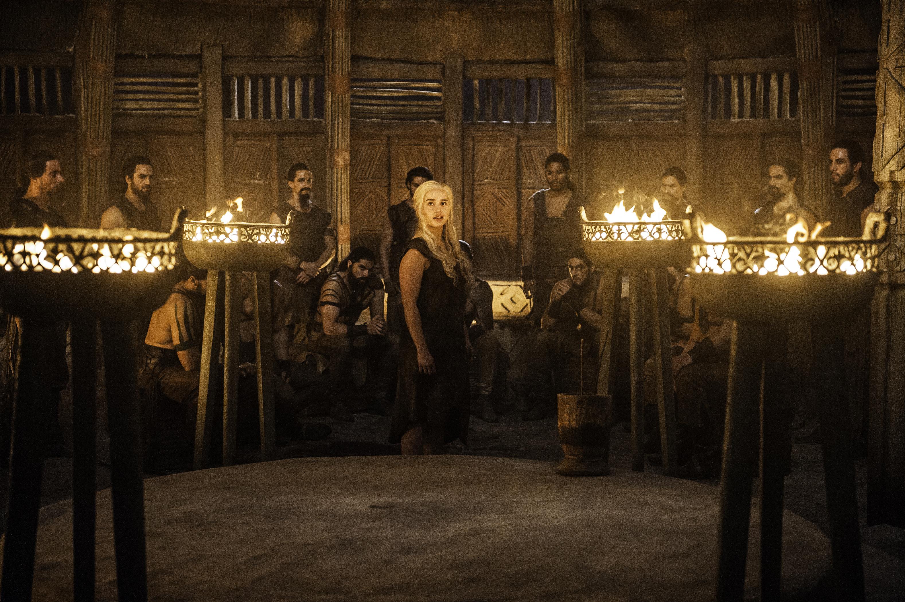 Review: 'Game of Thrones' Season 6, Episode 4, 'Book of the Stranger