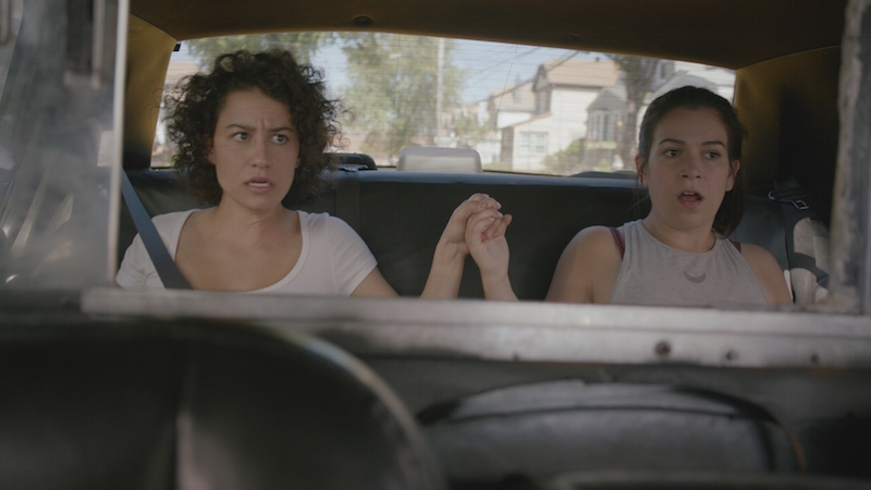 "Ilana Glazer & Abbi Jacobson in ""Broad City"" Season 3"