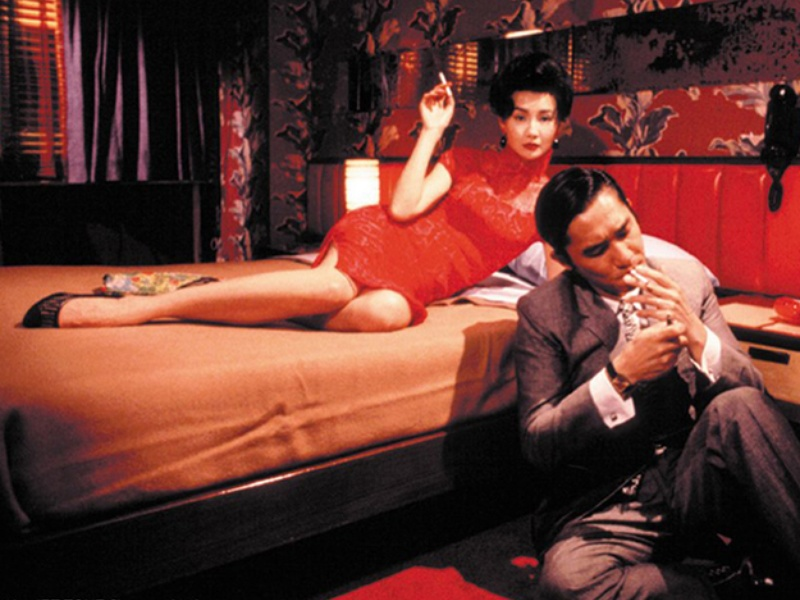 in the mood for love essay Title analysis of in the mood for love if there is another ticket, would you go with me ---the man asked the woman, in smoky voice and softened eyes i.
