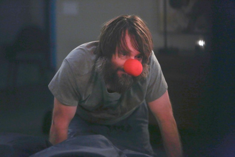 "Will Forte in ""The Last Man on Earth."""
