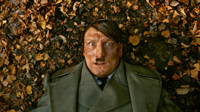 'Look Who's Back': How A German Comedy About Hitler