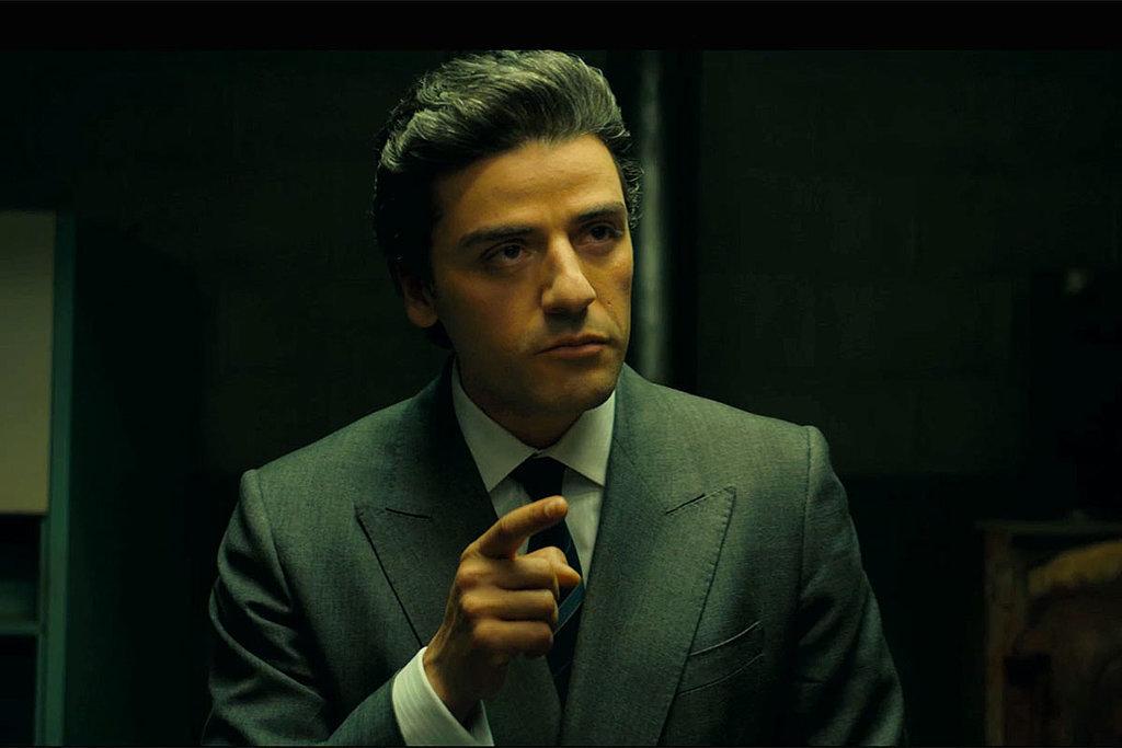 Oscar Isaac Filme