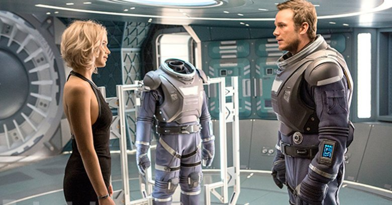 Passengers Review Jennifer Lawrence And Chris Pratts Space Romance Wastes Their Charm